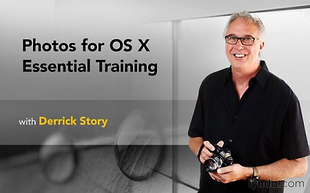 Photos for OS X Essential Training with Derrick Story