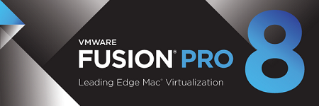 VMware Fusion Pro 8.1.0 Build 3272237 (Mac OS X)
