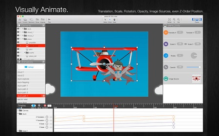 Core Animator v1.3 (Mac OS X)