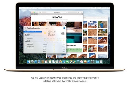 OS X El Capitan 10.11.2 (15C50) Multilingual
