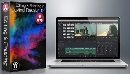 Ripple Training: Editing & Finishing in DaVinci Resolve 12