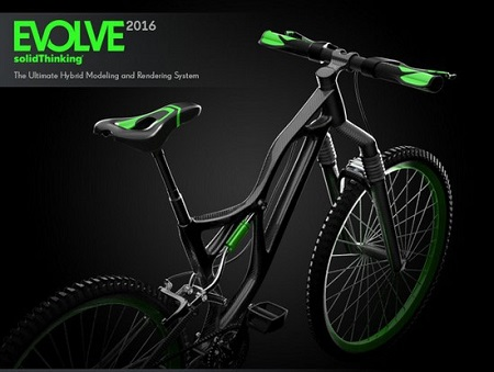 SolidThinking Evolve 2016.5260 Multilingual