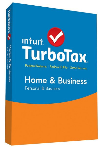 Intuit TurboTax Home & Business 2015 All States