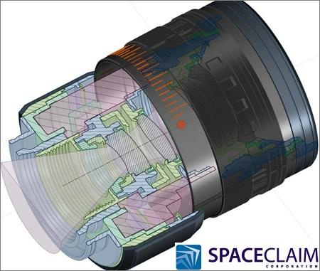 ANSYS SpaceClaim (x64) 2016 SP1
