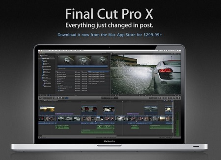 Apple Final Cut Pro X 10.2.3 Multilingual (Mac OS X)