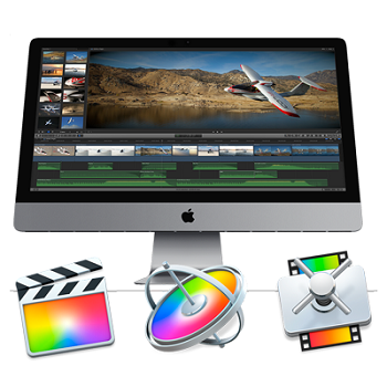 Final Cut Pro X 10.2.3, Motion 5.2.3 & Compressor 4.2.2 (Mac OS X)