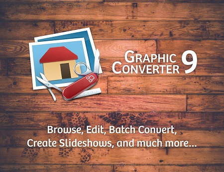 GraphicConverter 9.7.5 Build 2098 Multilingual (Mac OS X)