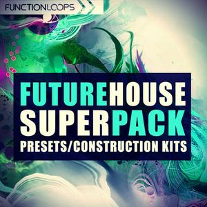 Function Loops Future House Super Pack WAV Reveal Sound SPiRE