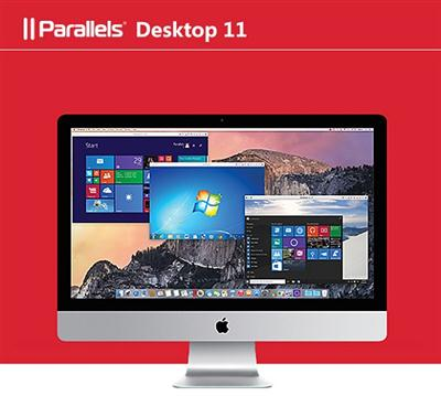 Parallels Desktop for Mac 11.2.0.32581 Multilingual Business Edition