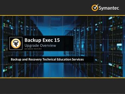 Symantec Backup Exec 15 v14.2 FP4 Multilingual (Win/Mac/Lnx)