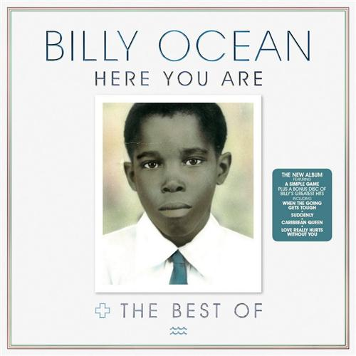 Billy Ocean - Here You Are The Best Of (2016)