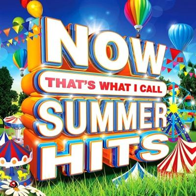 VA - NOW Thats What I Call Summer Hits (2016)