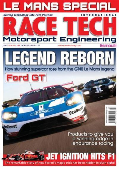 Race Tech - July 2016