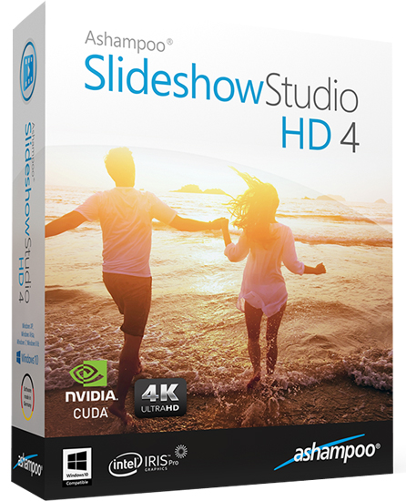 Ashampoo Slideshow Studio Hd v4.0.3.1 Multilingual