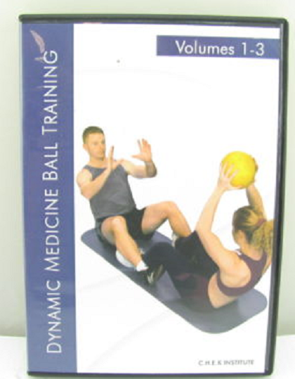 Dynamic Medicine Ball Training: Vol. 1-3 with Paul Chek