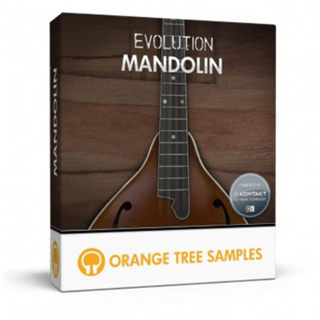 Orange Tree Samples Evolution Mandolin KONTAKT-FANTASTiC