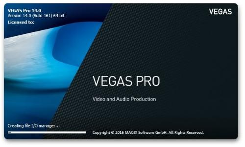 MAGIX Vegas Pro v14.0.0 Build 161 Multilingual
