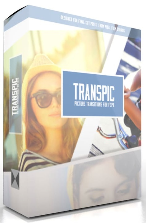 TransPic - Picture Transitions for FCPX (Mac OS X)