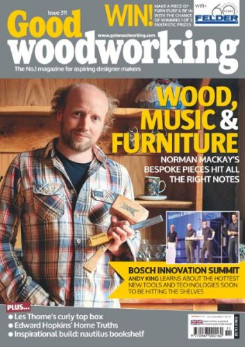 Good Woodworking - November 2016