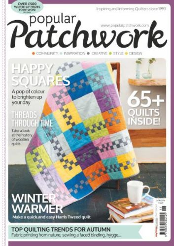 Popular Patchwork Magazine - November 2016