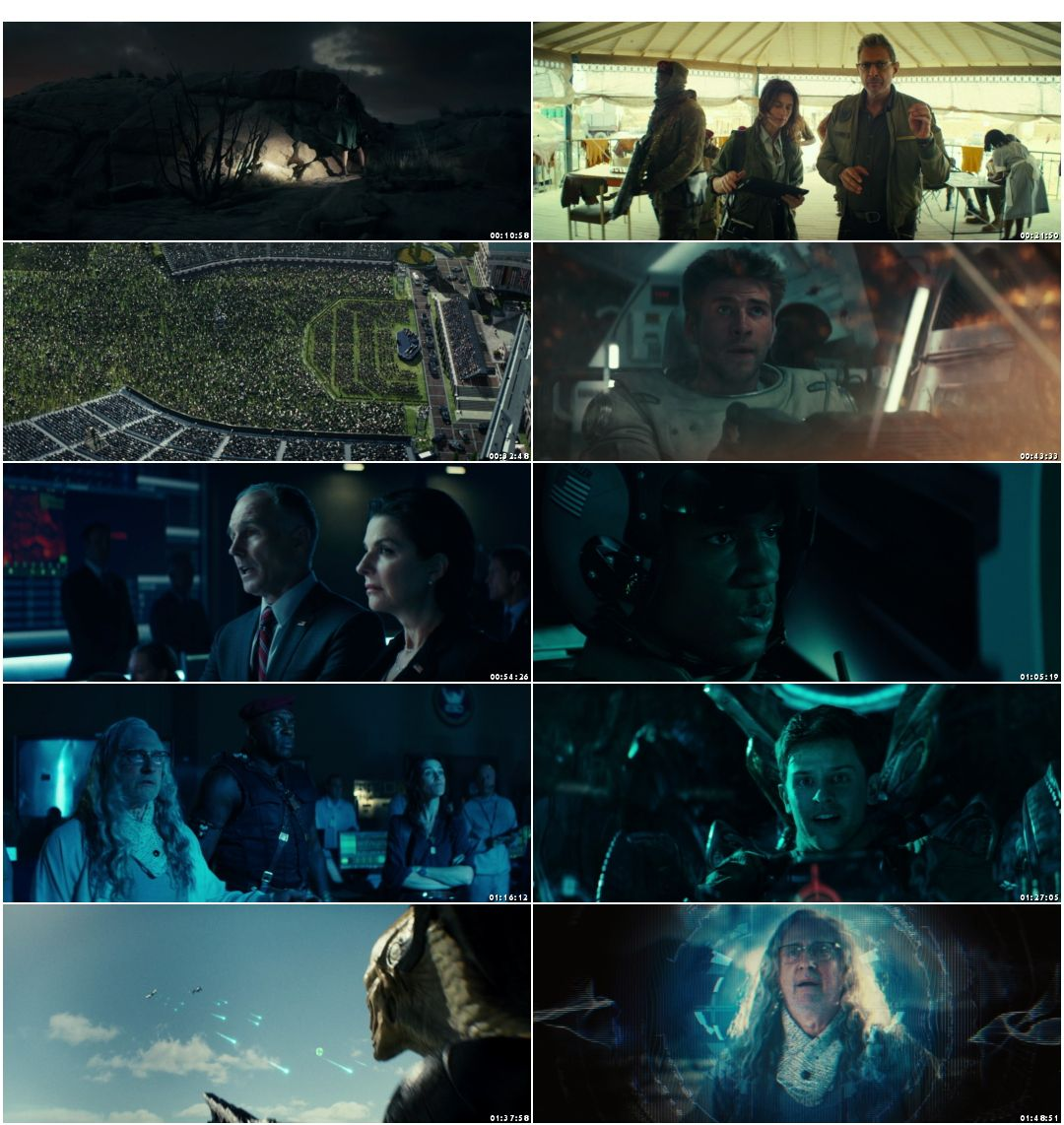 Independence Day Resurgence (2016) MULTi 1080p BluRay x264-VENUE