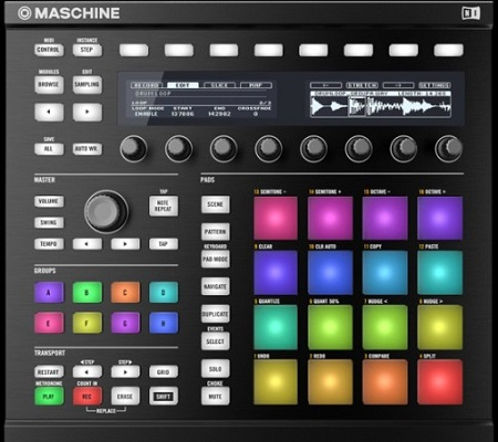 Native Instruments Maschine 2 v2.5.0 UNLOCKED (Mac OS X)