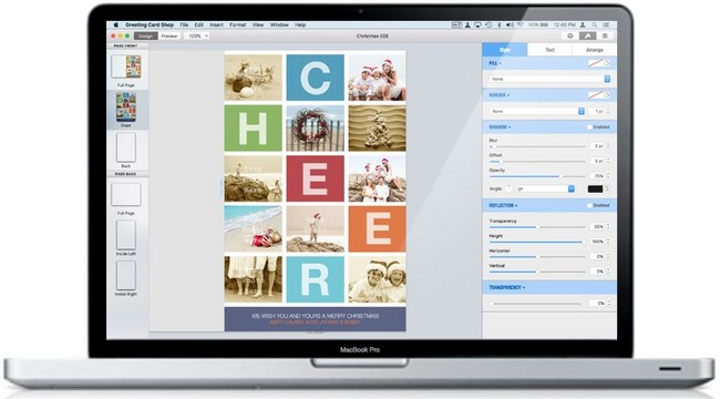 Chronos Greeting Card Shop v3.0.5 (Mac OSX)