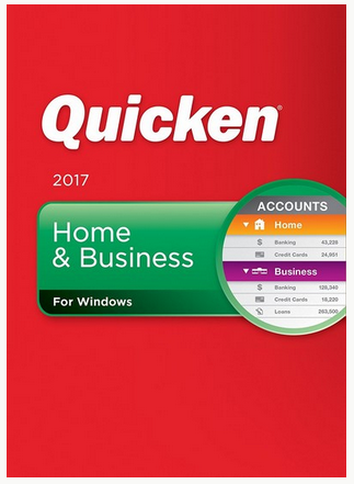 Intuit Quicken Home & Business 2017 26.1.2.7 R2