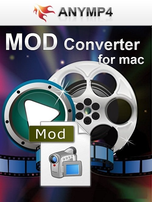 AnyMP4 MOD Converter 6.2.15 (MacOSX)