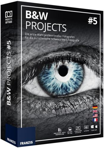 Franzis Black & White Projects v5.52.02653 Multilingual (Mac OSX)