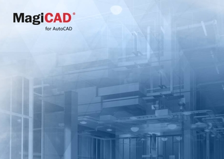 MagiCAD 2016.4 UR-1 (x64) for AutoCAD