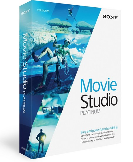 Magix Movie Studio Platinum v13.0 Build 981 Multilingual
