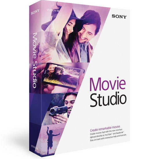 Magix Movie Studio v13.0 Build 207 Multilingual