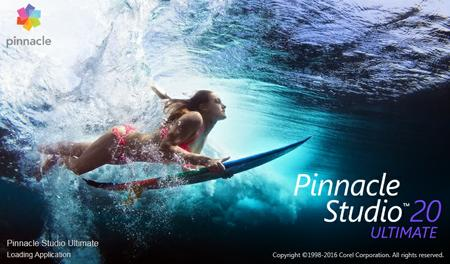 Pinnacle Studio Ultimate v20.1.0 With Content Pack (x86/x64)