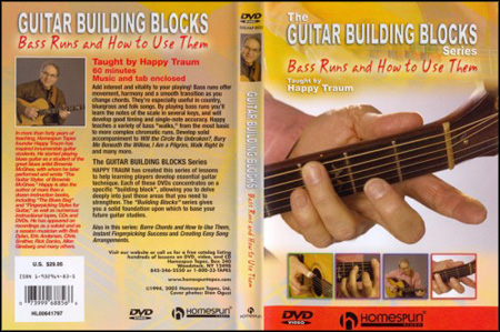 The Guitar Building Blocks Series - Bass Runs And How To Use Them
