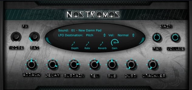 SampleScience Nostromos (Win/Mac)