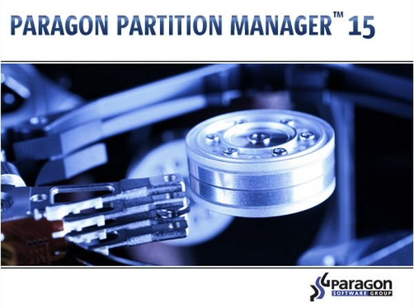 Paragon Partition Manager 15 Home v10.1.25.779 (x86/x64)