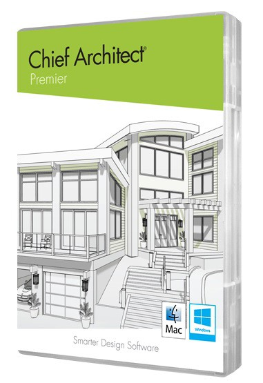 Chief Architect Premier X8 v18.3.2.2 (Win/Mac)