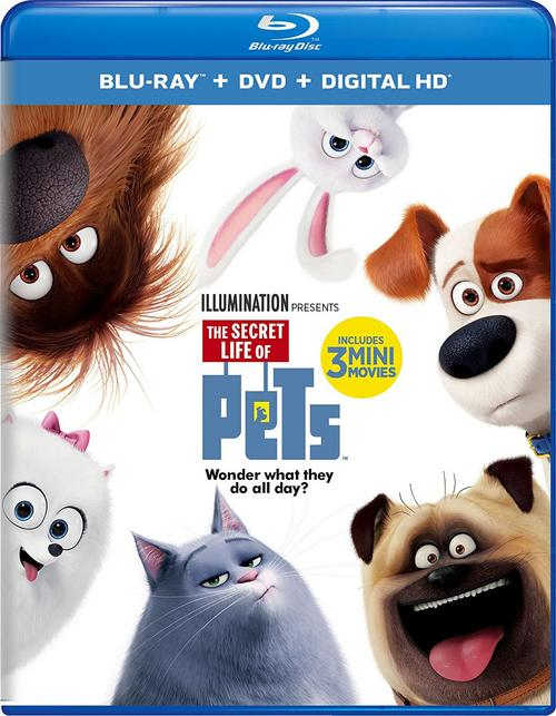 The Secret Life of Pets (2016) 1080p BluRay x264-SPARKS