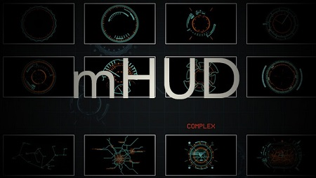 motionVFX : mHUD - Heads Up Display plugin for FCPX and Motion 5