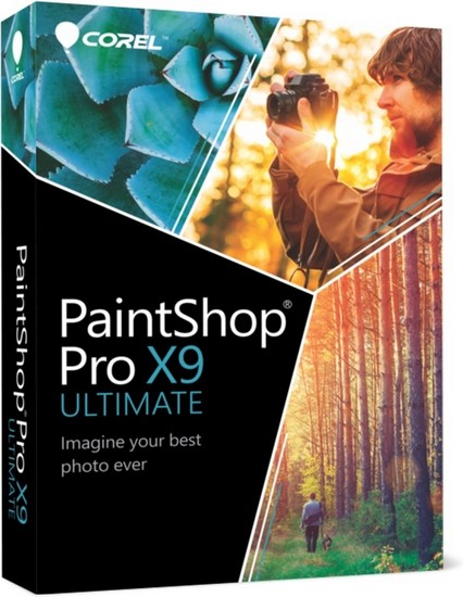 Corel Paintshop Pro X9 v19.1.0.29 Multilingual With Content