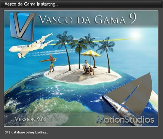 Motionstudios Vasco Da Gama 9 Hd Professional v9.18 Multilingual
