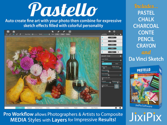 Jixipix Software Pastello v1.0.5