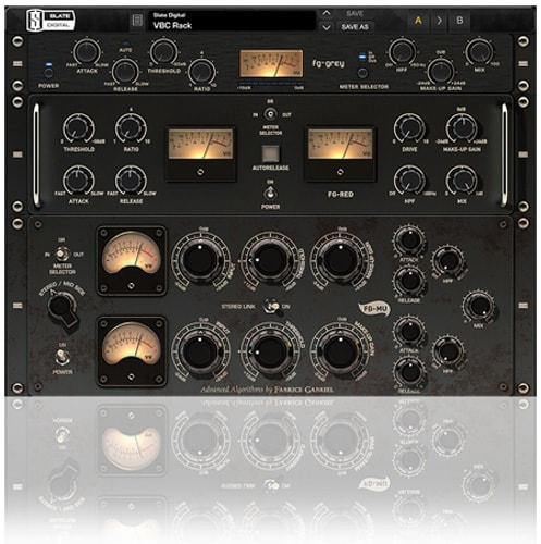 Slate Digital Virtual Buss Compressors v1.2.9.1