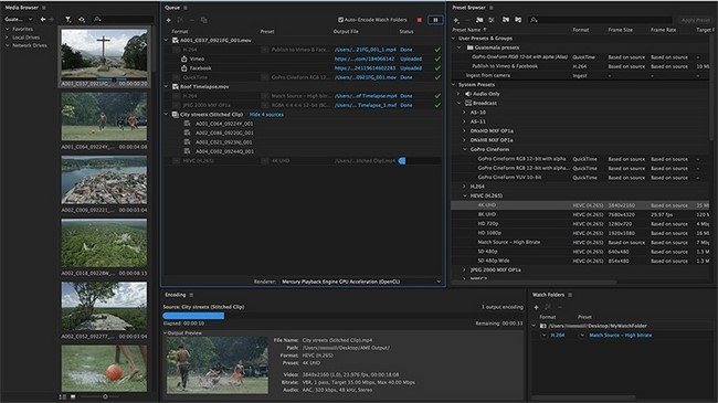 Adobe Media Encoder Cc 2017 v11.0 Multilingual