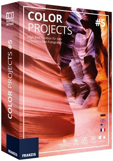 Franzis Color Projects v5.52.02653 Multilingual (x86/x64)
