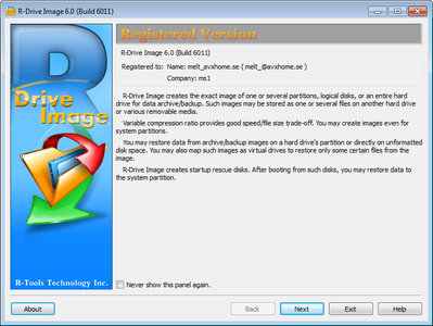 R-Tools R-Drive Image 6.1 Build.6101 Multilingual