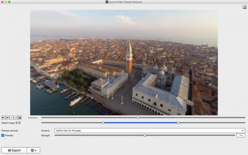 liquivid Video Fisheye Removal v1.0.0 (Mac OSX)