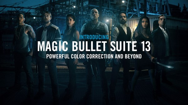 Red Giant Magic Bullet Suite v13.0.1 (Win/Mac)