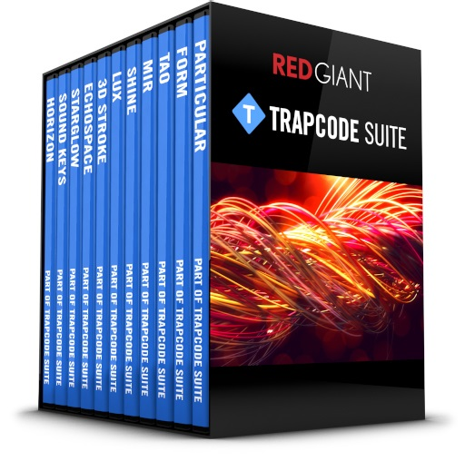 Red Giant Trapcode Suite v13.1.1 (Win/Mac)